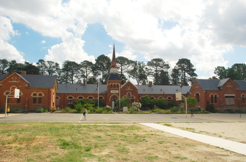 BEECHWORTH PRIMARY SCHOOL NO. 1560 SOHE 2008