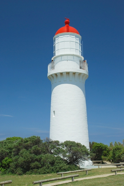 CAPE SCHANCK LIGHTSTATION SOHE 2008