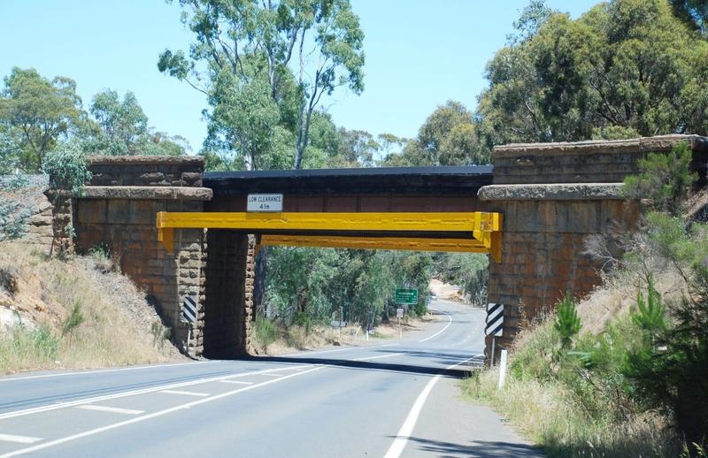 HARCOURT RAILWAY PRECINCT (MURRAY VALLEY RAILWAY, MELBOURNE TO ECHUCA) SOHE 2008
