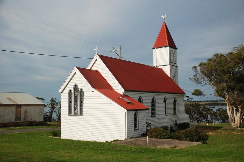 ANGLICAN CHURCH SOHE 2008