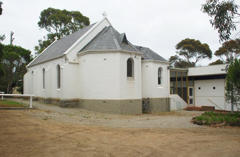 ST JAMES THE LESS ANGLICAN CHURCH SOHE 2008