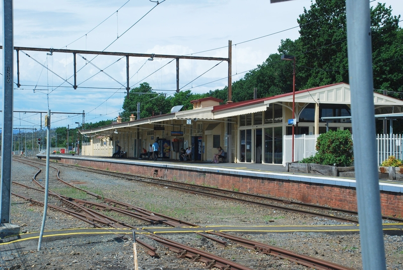 LILYDALE RAILWAY STATION REFRESHMENT ROOMS SOHE 2008