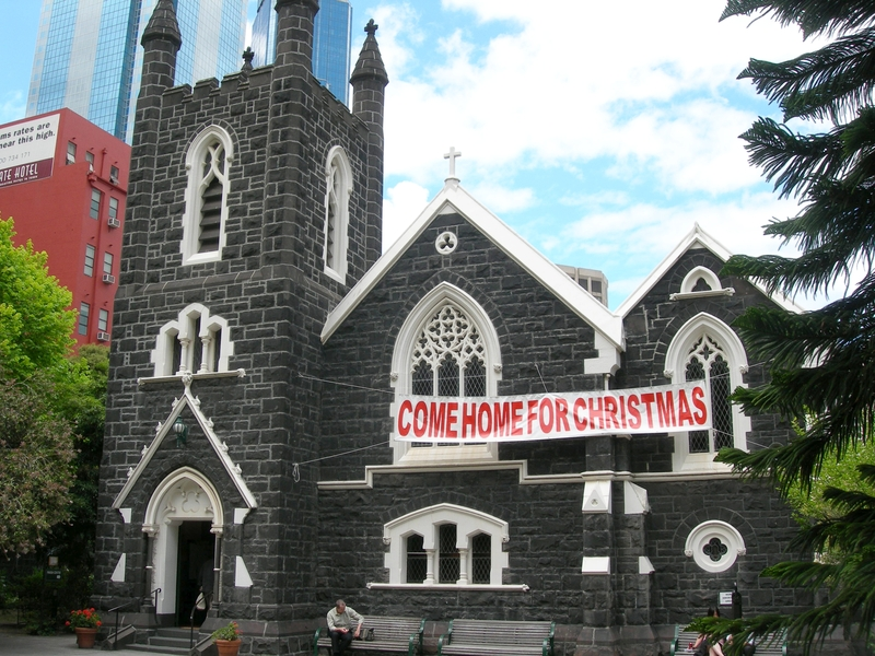 ST AUGUSTINES CATHOLIC CHURCH AND FORMER SCHOOL SOHE 2008