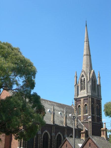 PRESBYTERIAN UNION MEMORIAL CHURCH COMPLEX SOHE 2008