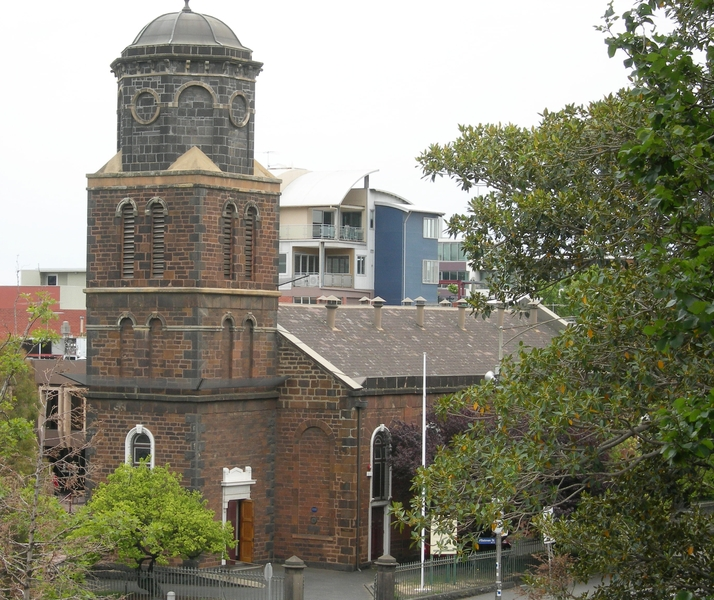 ST JAMES OLD CATHEDRAL SOHE 2008