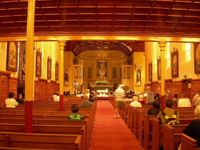 ST FRANCIS CATHOLIC CHURCH SOHE 2008