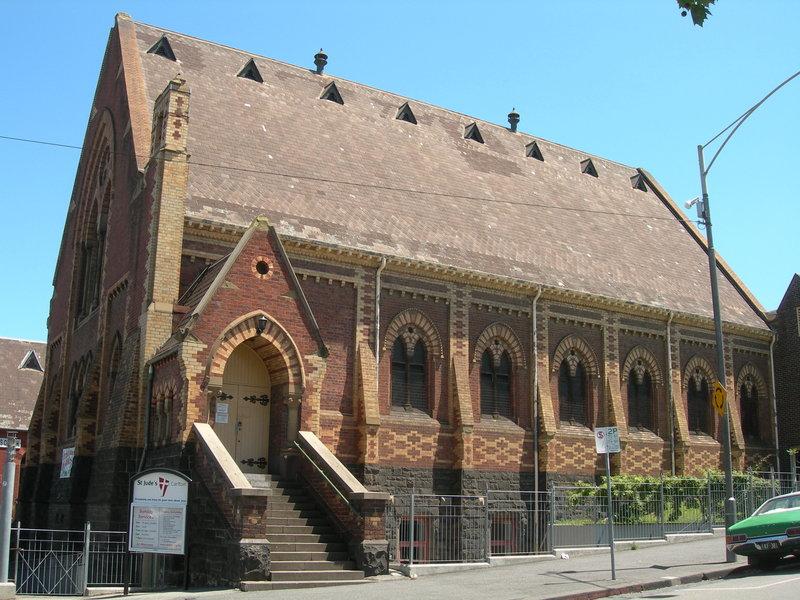 ST JUDES ANGLICAN CHURCH SOHE 2008