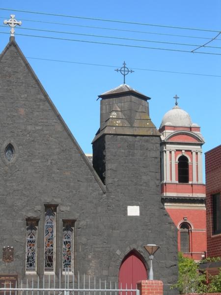 SACRED HEART CATHOLIC CHURCH SOHE 2008