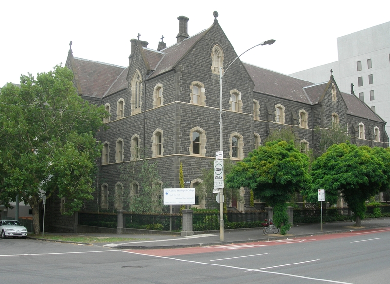 CATHEDRAL COLLEGE SOHE 2008