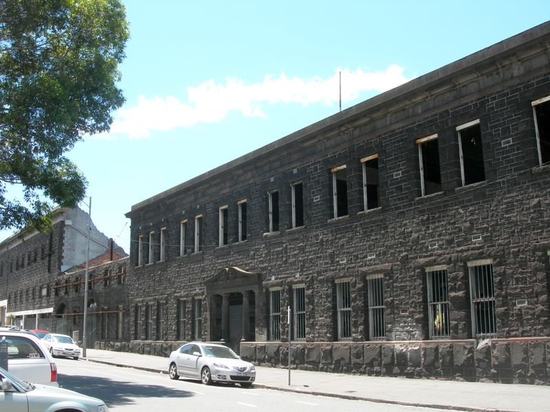 FORMER CARLTON AND UNITED BREWERY SOHE 2008