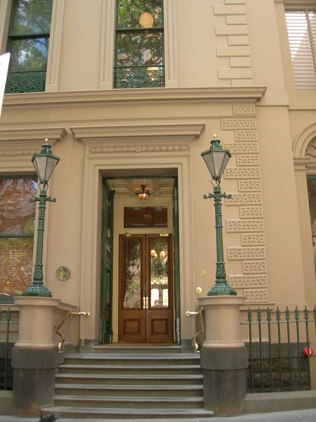 THE MELBOURNE CLUB SOHE 2008