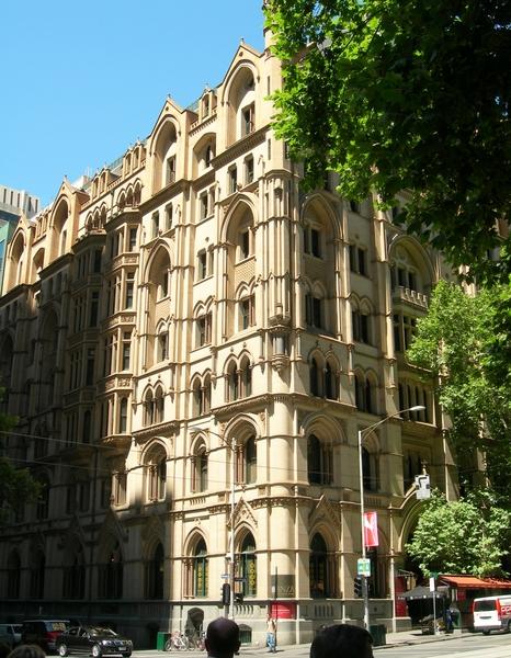 FORMER NATIONAL MUTUAL LIFE ASSOCIATION BUILDING SOHE 2008