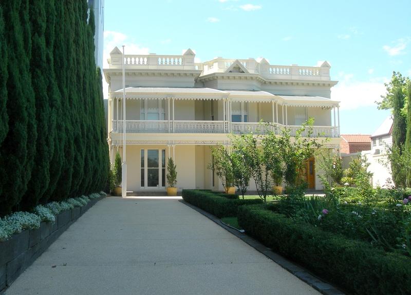 ELIZABETH HOUSE SOHE 2008