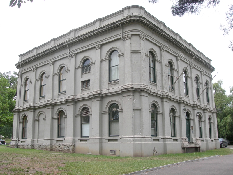 ROYAL SOCIETY OF VICTORIA SOHE 2008