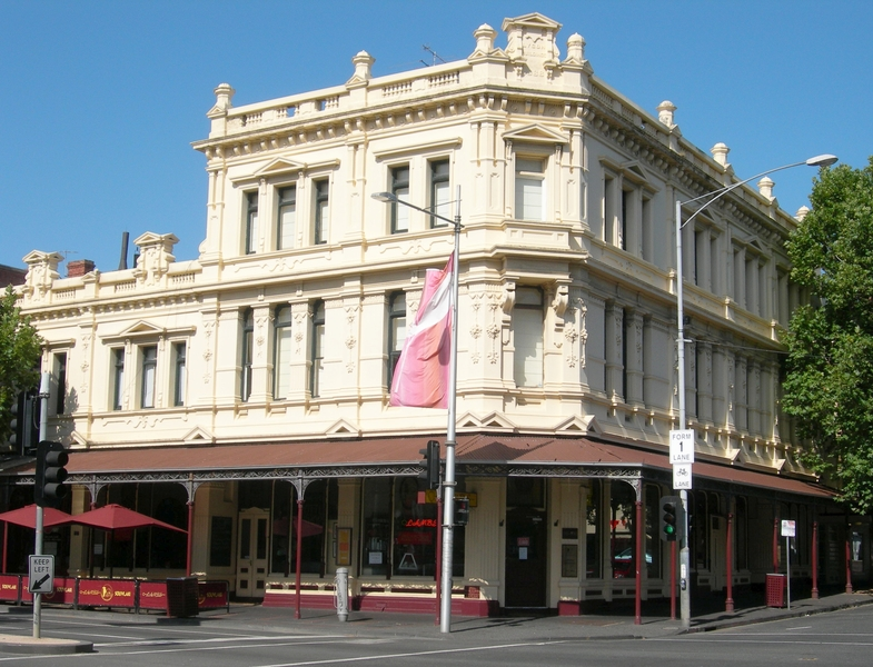 LYGON BUILDINGS SOHE 2008