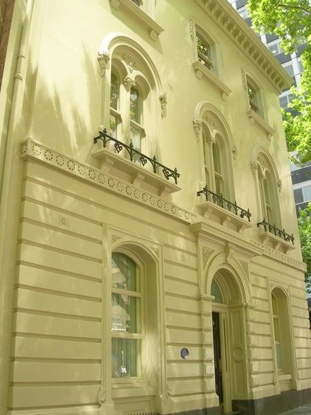 COMMERCIAL BANK OF AUSTRALIA SOHE 2008