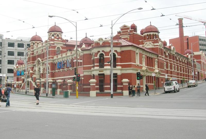 CITY BATHS SOHE 2008