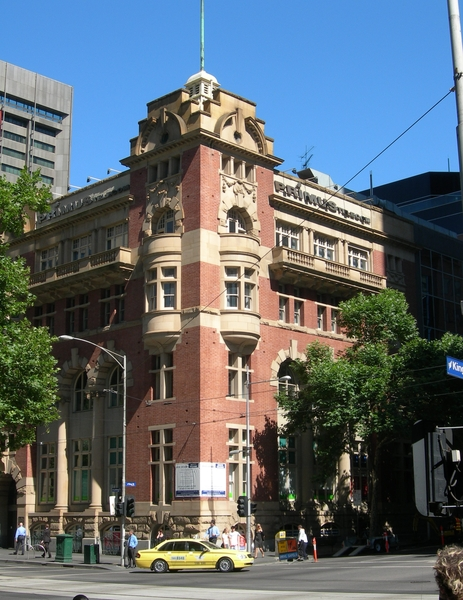 FORMER NEW ZEALAND LOAN AND MERCANTILE COMPANY LTD BUILDING SOHE 2008
