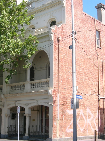 CRAMOND HOUSE SOHE 2008