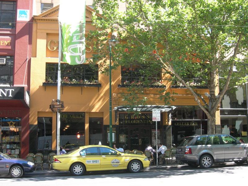 CAFE FLORENTINO SOHE 2008