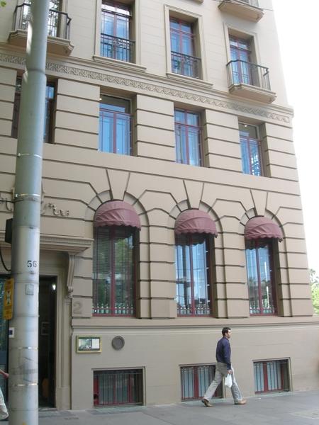 ALCASTON HOUSE SOHE 2008