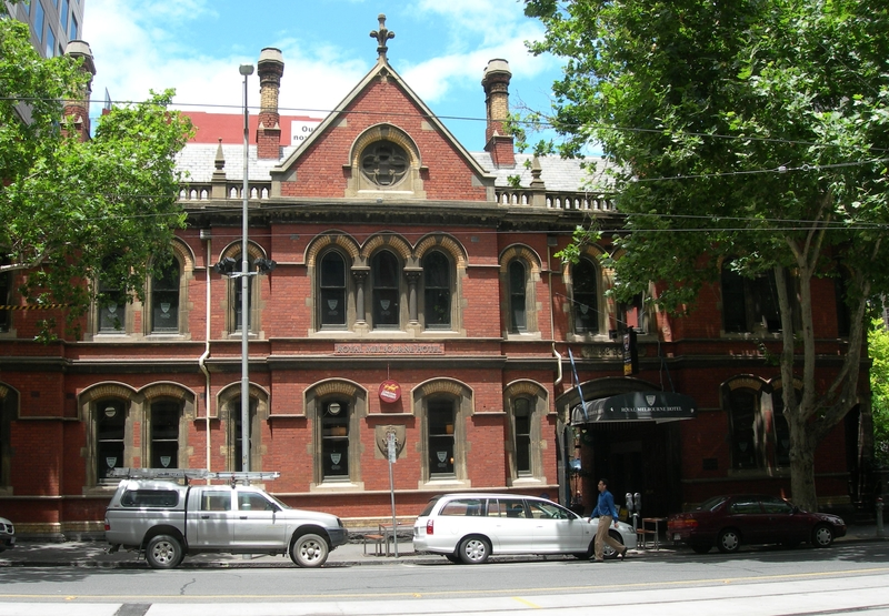 OLD BOURKE STREET WEST POLICE STATION AND CELL BLOCK SOHE 2008