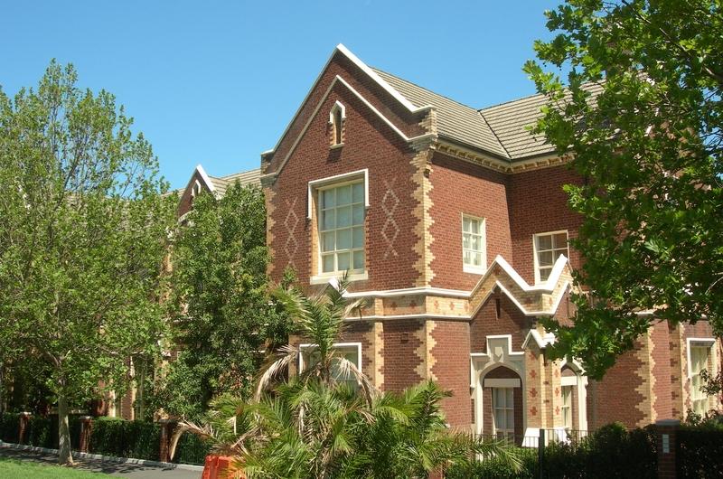 FORMER YARRA PARK PRIMARY SCHOOL NO. 1406 SOHE 2008
