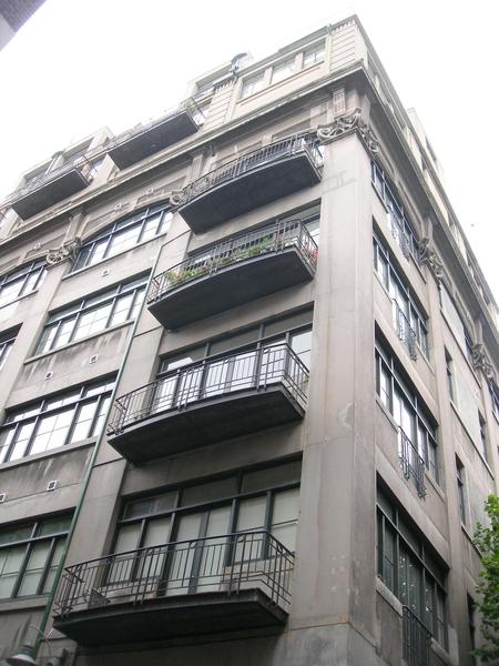 DOVERS BUILDING SOHE 2008