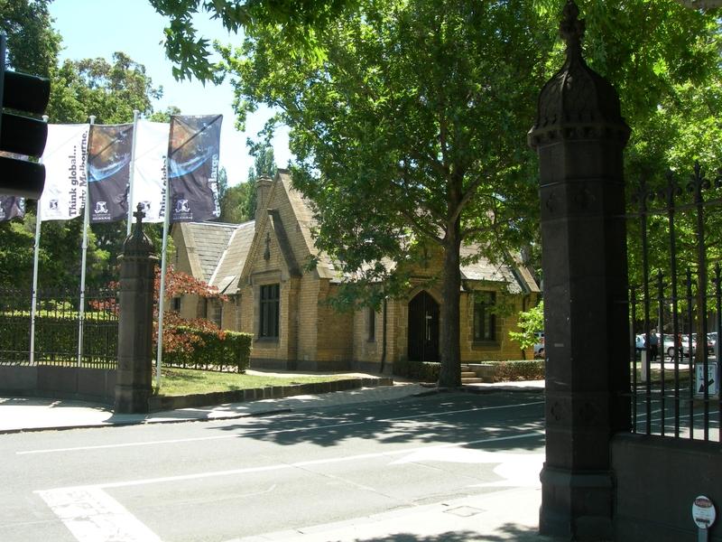 GATEKEEPER'S COTTAGE SOHE 2008