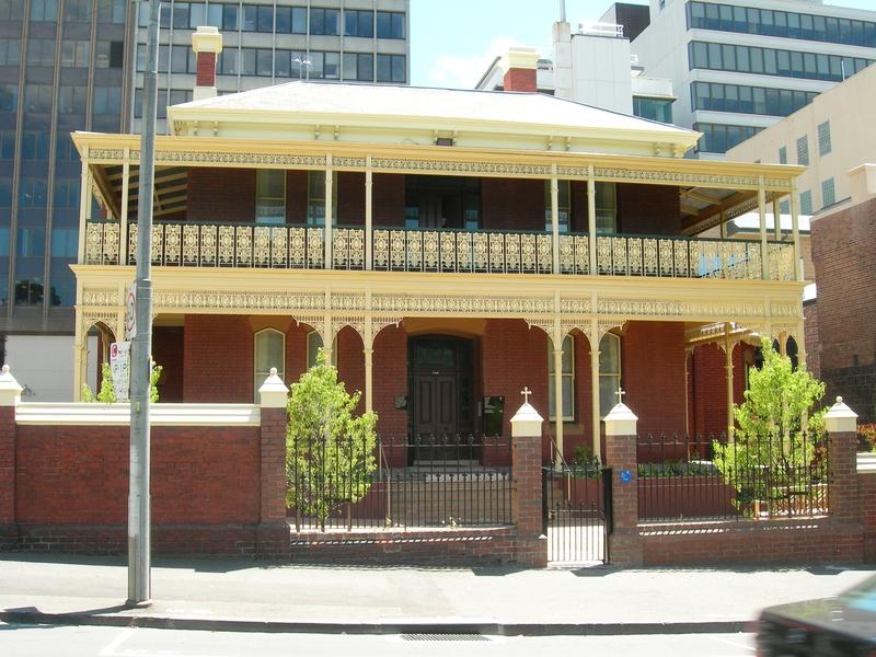 MARY MACKILLOP HOUSE SOHE 2008