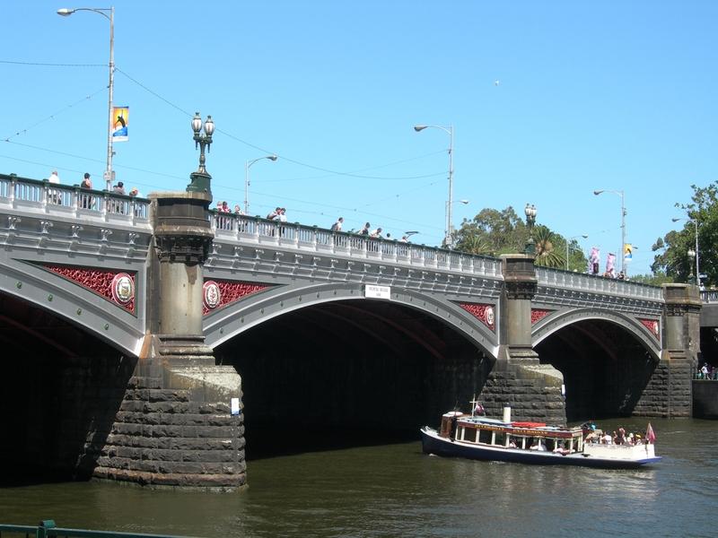 PRINCES BRIDGE SOHE 2008