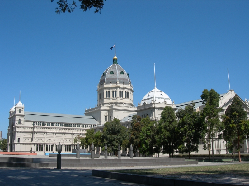 ROYAL EXHIBITION BUILDING AND CARLTON GARDENS (WORLD HERITAGE PLACE) SOHE 2008