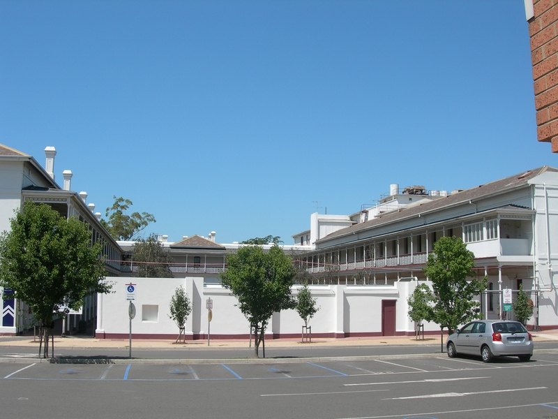 NORTH WEST HOSPITAL, PARKVILLE CAMPUS SOHE 2008