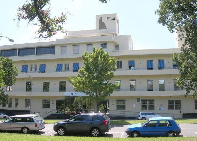 FREEMASONS HOSPITAL SOHE 2008