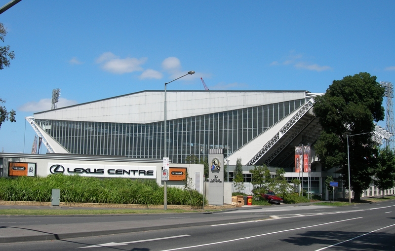 OLYMPIC SWIMMING STADIUM SOHE 2008