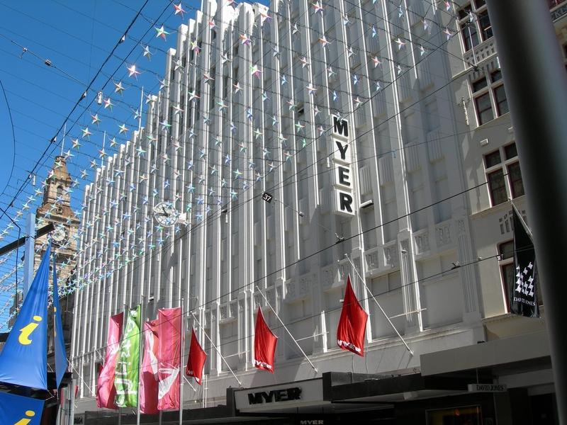 MYER MELBOURNE (FORMER MYER EMPORIUM) SOHE 2008