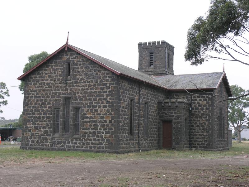 SCOTS UNITING CHURCH SOHE 2008