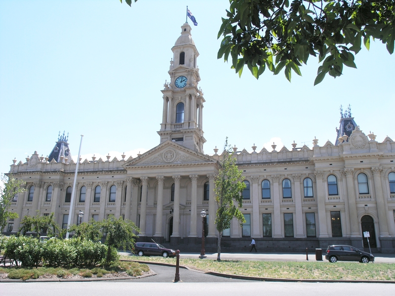 SOUTH MELBOURNE TOWN HALL SOHE 2008