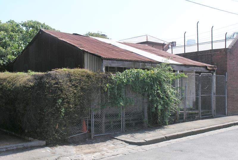 ABERCROMBIE HOUSE SOHE 2008