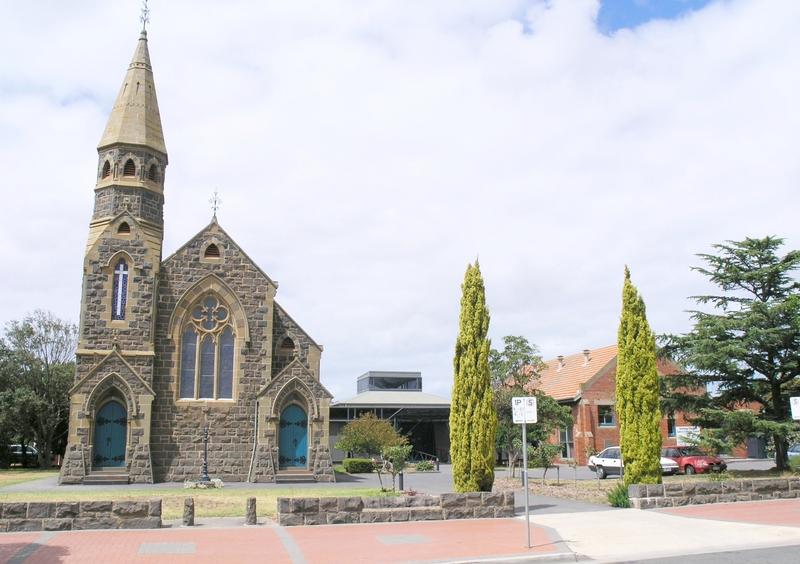 CROSSROADS UNITING CHURCH SOHE 2008