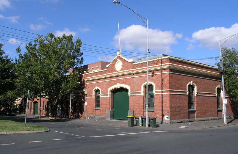 FORMER CABLE TRAM ENGINE HOUSE SOHE 2008
