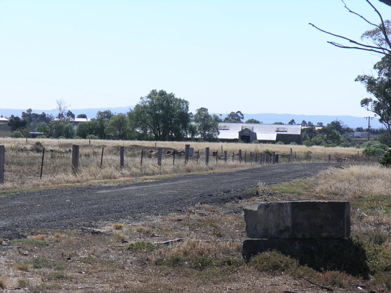 DEANSIDE WOOLSHED COMPLEX SOHE 2008