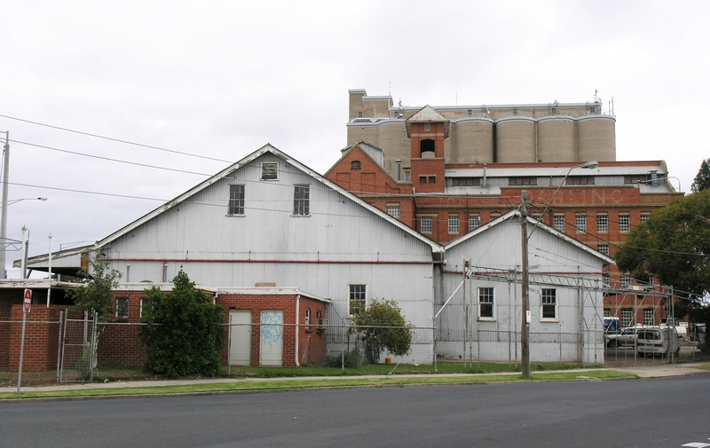 JOHN DARLING AND SON FLOUR MILL SOHE 2008