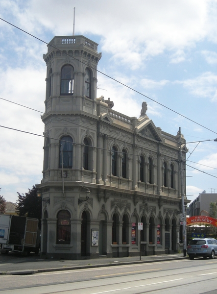 FORMER NORTH FITZROY POST OFFICE SOHE 2008