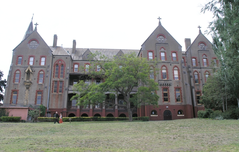 FORMER CONVENT OF THE GOOD SHEPHERD SOHE 2008