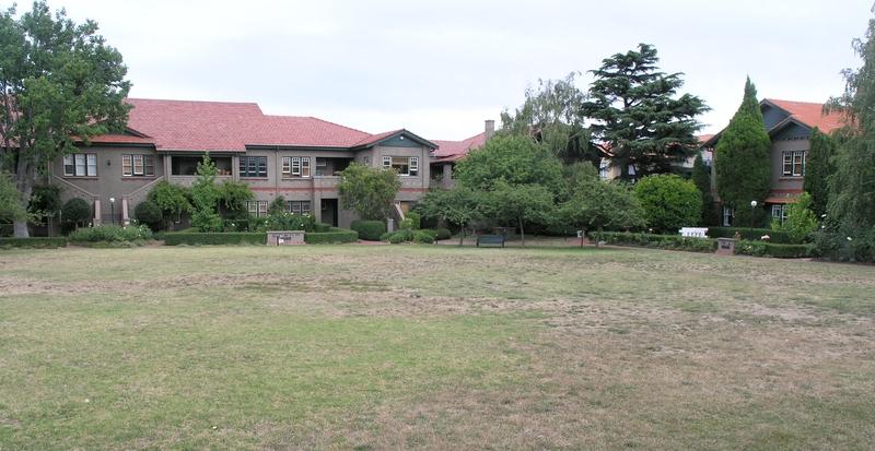 FORMER ARDOCH EDUCATIONAL CENTRE SOHE 2008