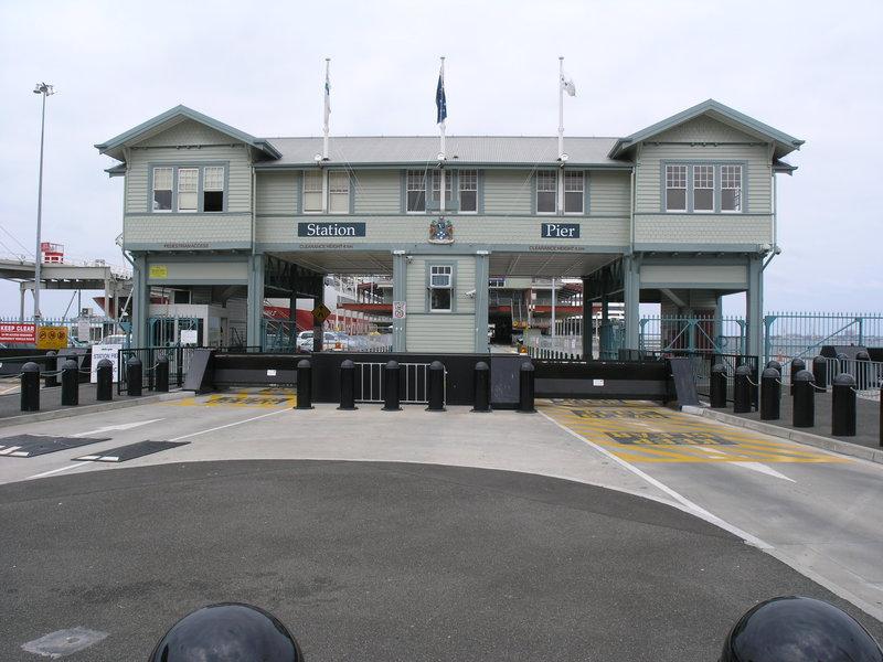 STATION PIER, 2008