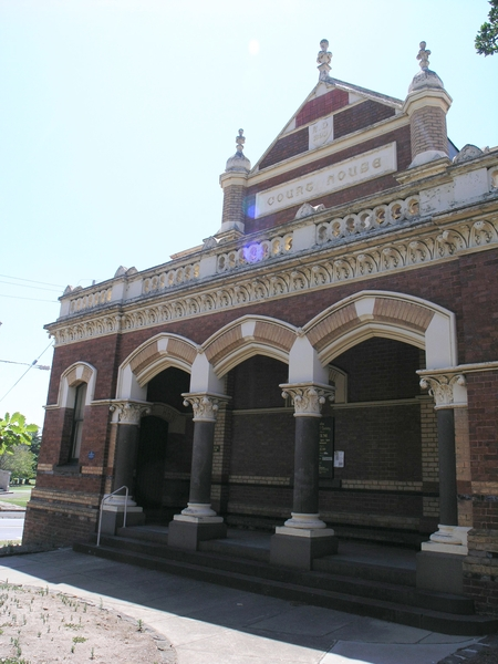 FORMER MOONEE PONDS COURT HOUSE SOHE 2008