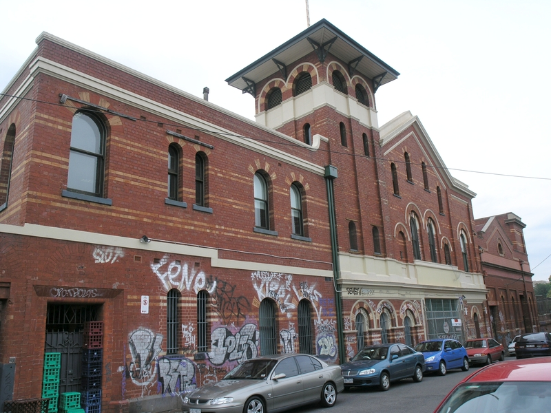 FORMER RICHMOND POWER STATION SOHE 2008