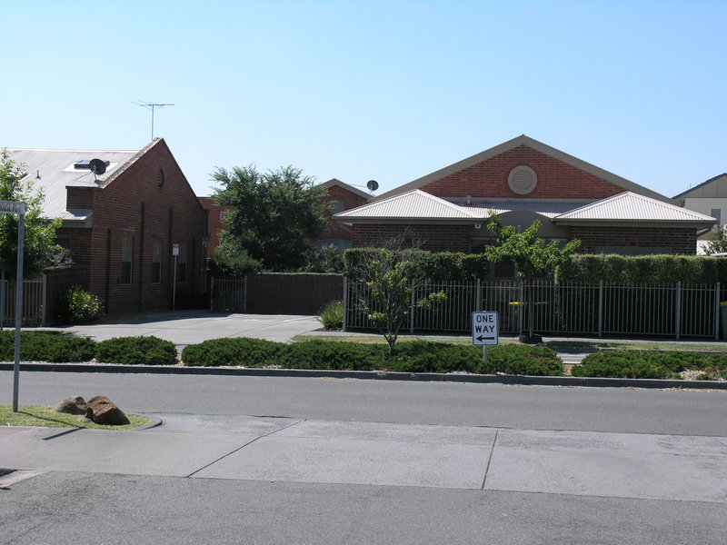 FORMER ROYAL AUSTRALIAN FIELD ARTILLERY BARRACKS SOHE 2008